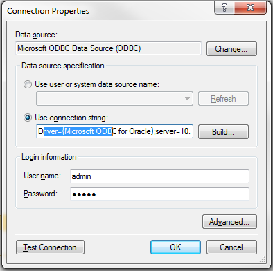 Oracle Odbc Driver 10g - evermn